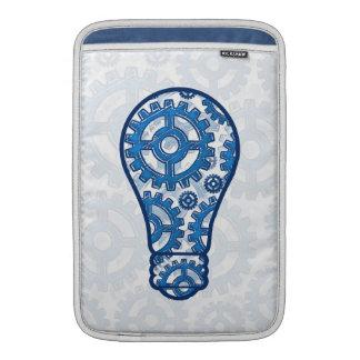 El azul adapta la bombilla fundas MacBook