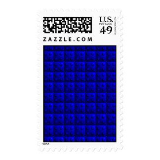 El azul bloquea el modelo sellos