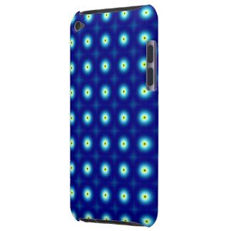 El azul circunda el tacto de iPod Case-Mate iPod Touch Coberturas