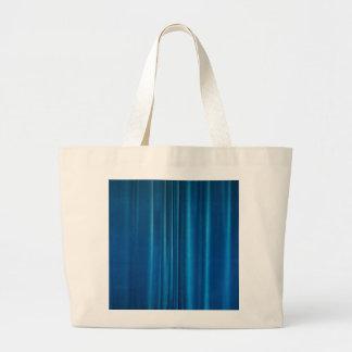 El azul cubre bolsa tela grande