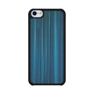 El azul cubre funda de iPhone 5C slim arce