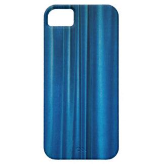 El azul cubre iPhone 5 carcasa