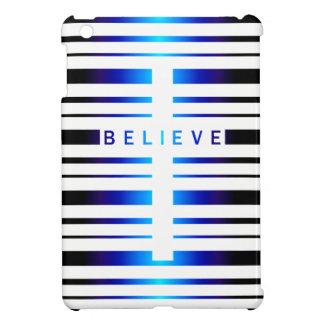 El azul de Vega cree el mini caso del iPad cruzado iPad Mini Carcasa