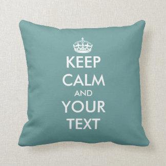 El azul del trullo guarda calma y su almohada de t