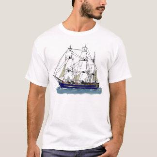 El azul grande - nave alta playera