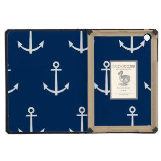 El azul marino ancla el modelo 1