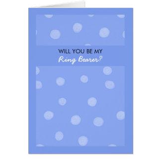 El azul pintado de los puntos sea mi tarjeta del p