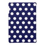 El azul puntea el mini caso del iPad iPad Mini Cárcasa