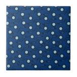 El azul real modela la circular azulejos cerámicos