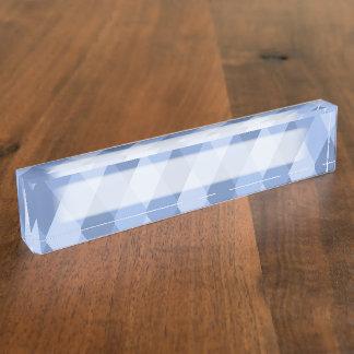 El azul sombrea el modelo del Rhombus y del
