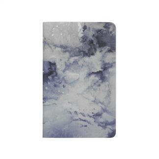el azul y el blanco vetearon el diario del cuadernos
