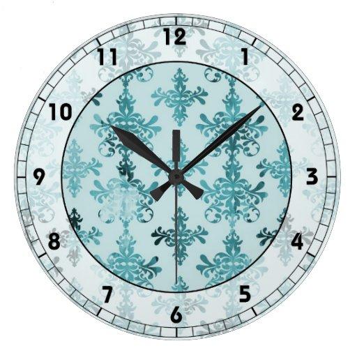 el azul y la aguamarina del trullo apenaron el dam reloj