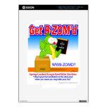 El B-ZOM Pegatinas Skins Para iPad 3