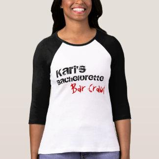 El bachelorette de Kari Playeras