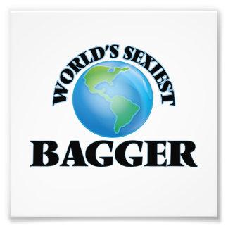 El Bagger más atractivo del mundo Fotografía