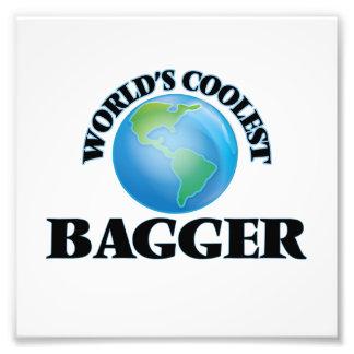 El Bagger más fresco del mundo Impresiones Fotográficas