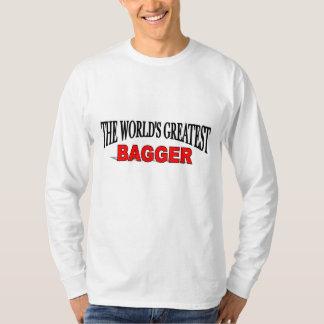 El Bagger más grande del mundo Poleras