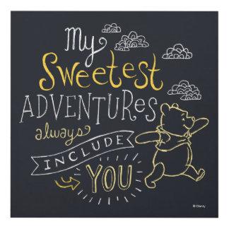 El bah | mis aventuras más dulces cuadro