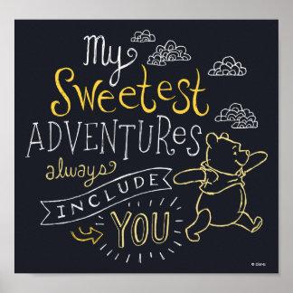 El bah | mis aventuras más dulces póster