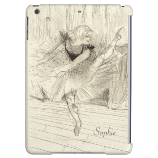 El bailarín de ballet, Toulouse-Lautrec