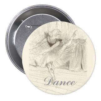 El bailarín de ballet, Toulouse-Lautrec Pins