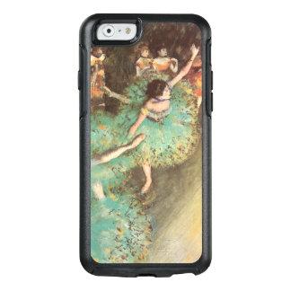 El bailarín verde de Edgar Degas, ballet del Funda Otterbox Para iPhone 6/6s
