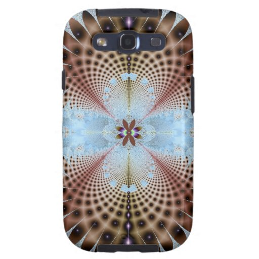 El baile aviva fractal galaxy s3 fundas