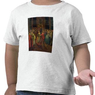 El baile de disfraces camisetas