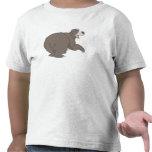 """El baile del oso de Baloo del libro de la selva """"m Camisetas"""