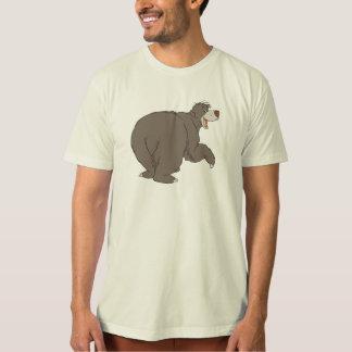 El baile del oso de Baloo del libro de la selva Playeras