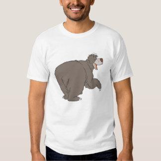 El baile del oso de Baloo del libro de la selva Poleras