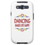 El baile hace vida feliz galaxy s3 carcasa