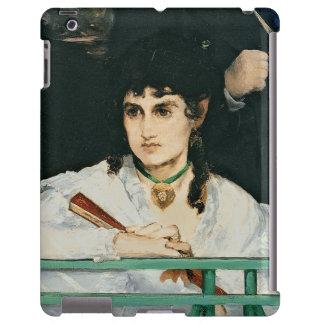 El balcón, 1868-9 (aceite en lona) funda para iPad