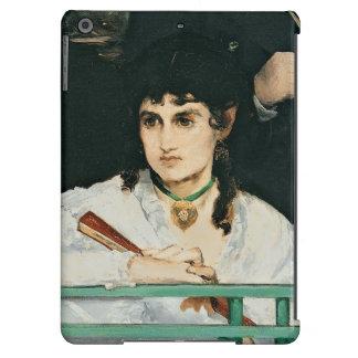 El balcón, 1868-9 (aceite en lona) funda para iPad air