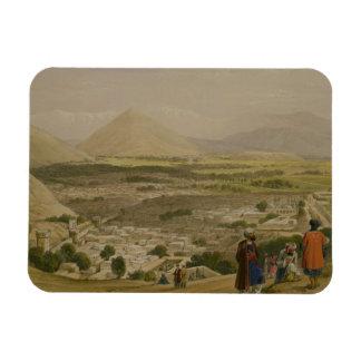 El Balla Hissar y ciudad de Caubul, del Uppe Imán Flexible