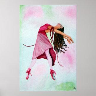 El ballet en rosa poster