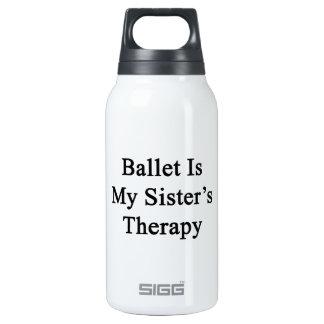 El ballet es la terapia de mi hermana