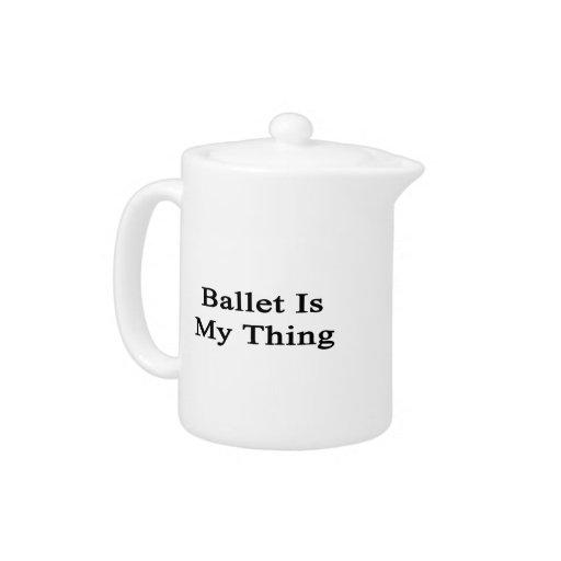 El ballet es mi cosa