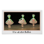¡El ballet extranjero! Poster