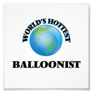 El Balloonist más caliente del mundo Foto