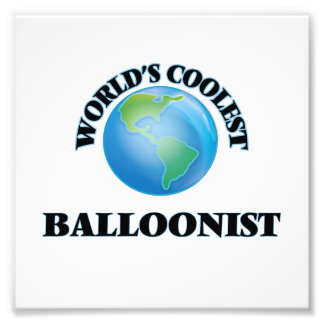 El Balloonist más fresco del mundo Fotografías