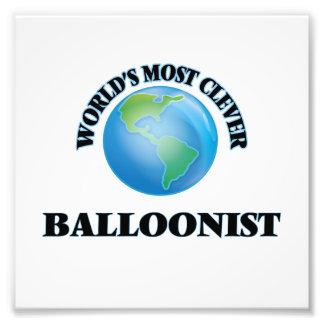 El Balloonist más listo del mundo Fotografias