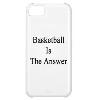 El baloncesto es la respuesta