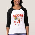 El baloncesto se divierte el regalo camisetas
