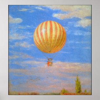 El Baloon por PAL Szinyei Merse Póster