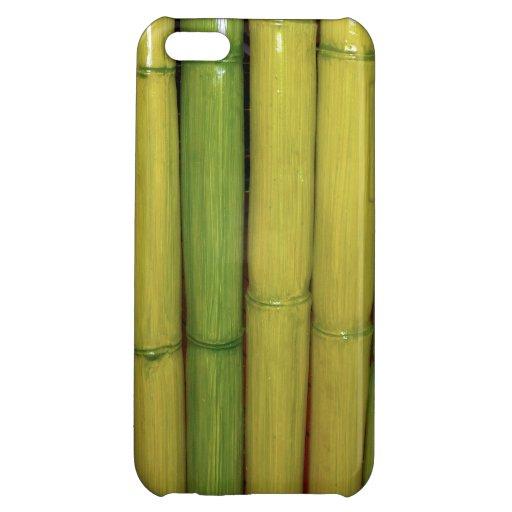 El bambú asiático del verde del zen acecha la foto