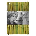 El bambú asiático verde acecha la foto de encargo