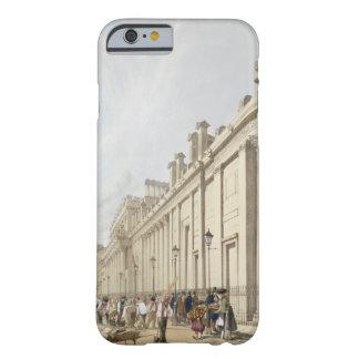 El Banco de Inglaterra que mira hacia la mansión Funda De iPhone 6 Barely There