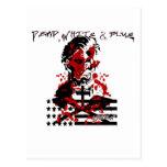 El Bandera-Abraham sangriento Lincoln Postal