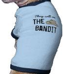 El bandido camisas de perritos